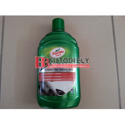 Autošampón 500ml /Turtle Wax/