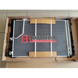 MERCEDES BENZ C W204 3/2011- Chladič klimatizácie /pre všetky typy/