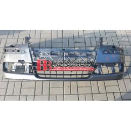 VW TOURAN 1/07-7/10- Predný nárazník /s otvormi pre parkomat/ -Originál diel