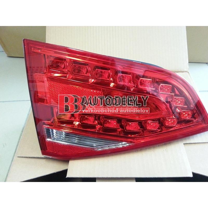 AUDI A4 11/07- Zadné svetlo Lavé /SDN - vnútorné/ - LED diódové