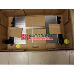VW GOLF VI 11/08- Chladič vzduchu /INTERCOOLER/ -1,6TDi-2,0TDi