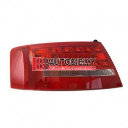 AUDI A5 6/07-2011- Zadné svetlo Lavé -LED /vonkajšie/ -COUPE, CABRIO