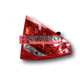AUDI A5 6/07-2011- Zadné svetlo Lavé -LED /vnútorné/
