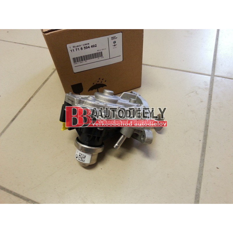 AGR , EGR ventil BMW /Originál diel/ -11718594492